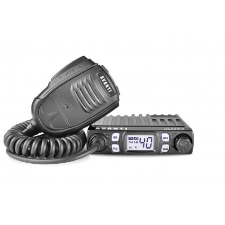 Statie radio CB Avanti Micro, 4W, 8W, versiune export