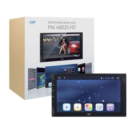 Multimedia player auto PNI A8020 HD GPS Android 7