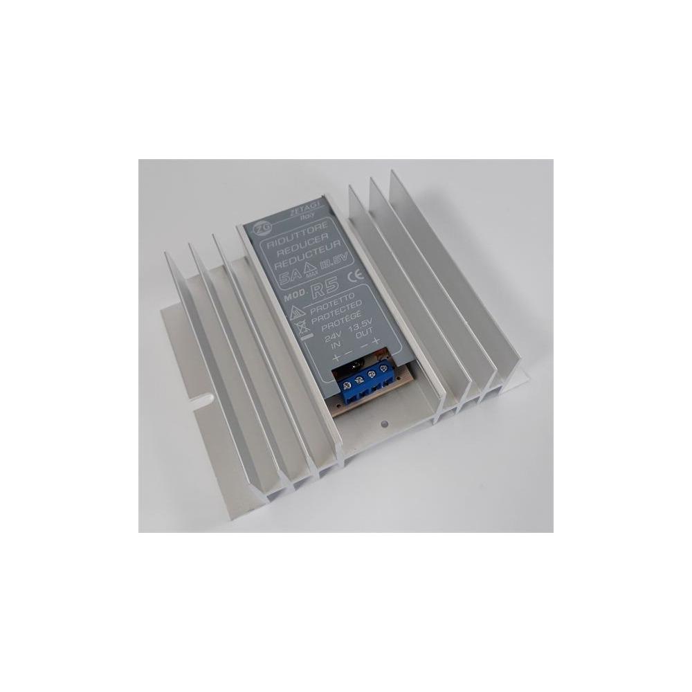 Reductor de tensiune Zetagi R5 24v-12v 5A