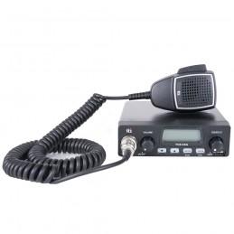 Statie radio CB TTi TCB-555 squelch automat, mufa USB, 12-24V