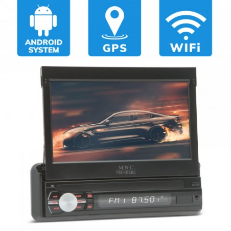 Multimedia player auto 7 inch - M.N.C Premiere - Android 6