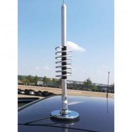 Antena radio CB Avanti Forza 7, spirala, 138cm