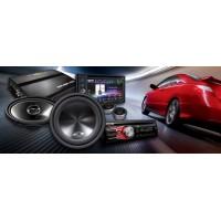 Tehnica audio-video auto, mp3 auto, boxe auto, amplificatoare auto.