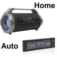 Tehnica audio-video auto