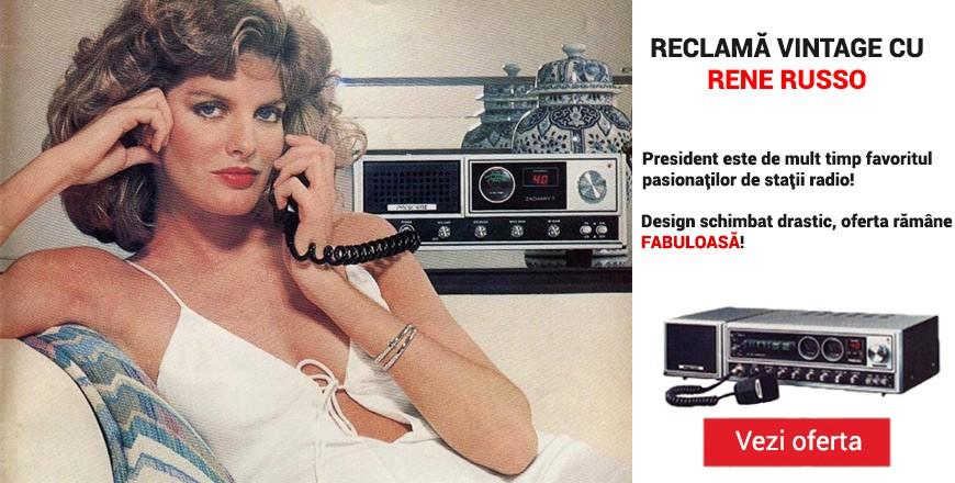 Statii radio profesionale President